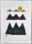 Poem 72-78 (Mountain) - sold