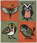 Small Birds - sold