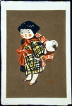Girl of Aizu (Untitled)-sold