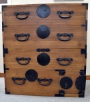 Two-piece Isho Tansu - sold